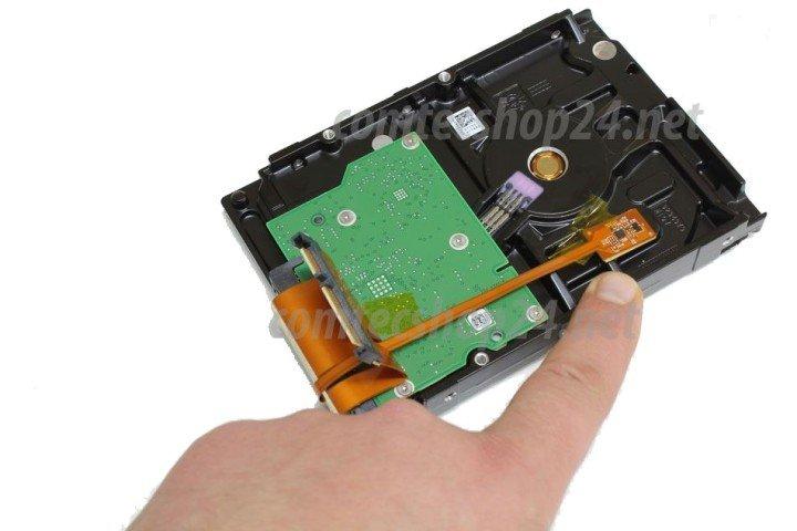 4TB 3,5 Zoll interne Festplatte für iMac 27 inch A1419 Late 2012 bis Late 2013