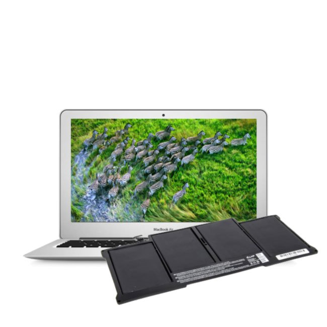Reparatur Batterie MacBook Air Mid 2012