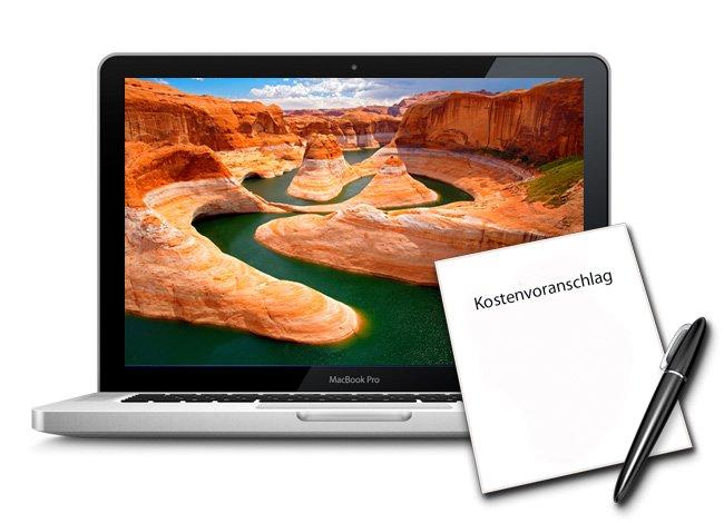 Kostenvoranschlag Macbook Pro A1286