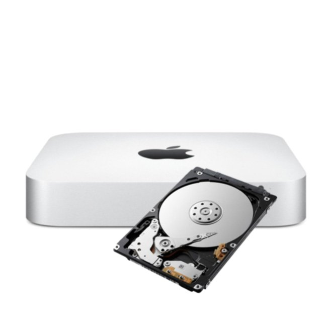 Mac mini reparieren