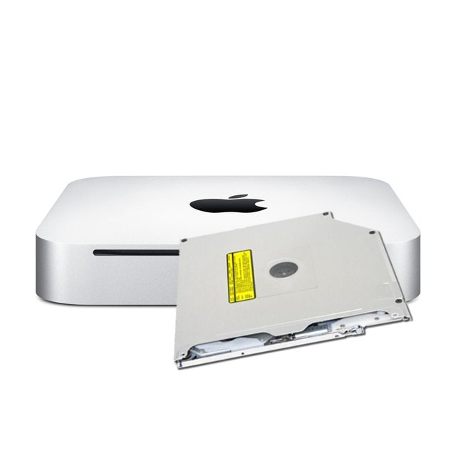 Mac mini Superdrive