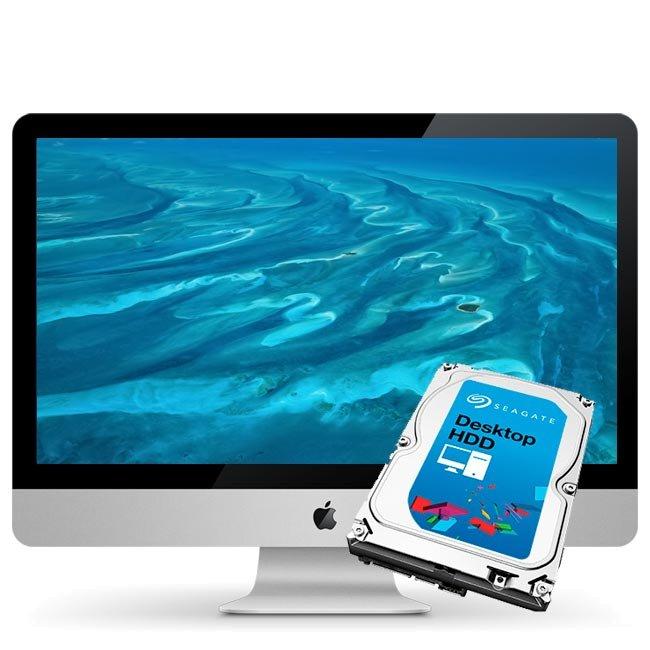 Festplattentausch 2TB iMac 21.5 und 27 inch Mid 2011