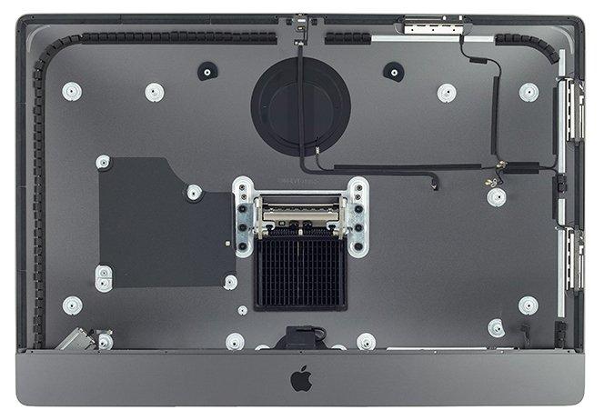 Gehäuserückteil iMac Pro (2017) A1862