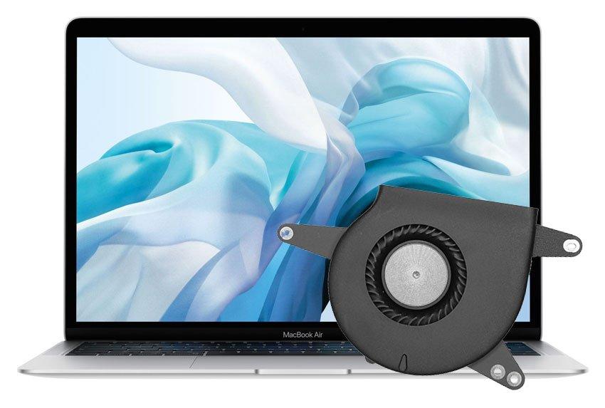 Austausch Lüfter MacBook Air (Retina, 13-inch, 2018) A1932 EMC 3184