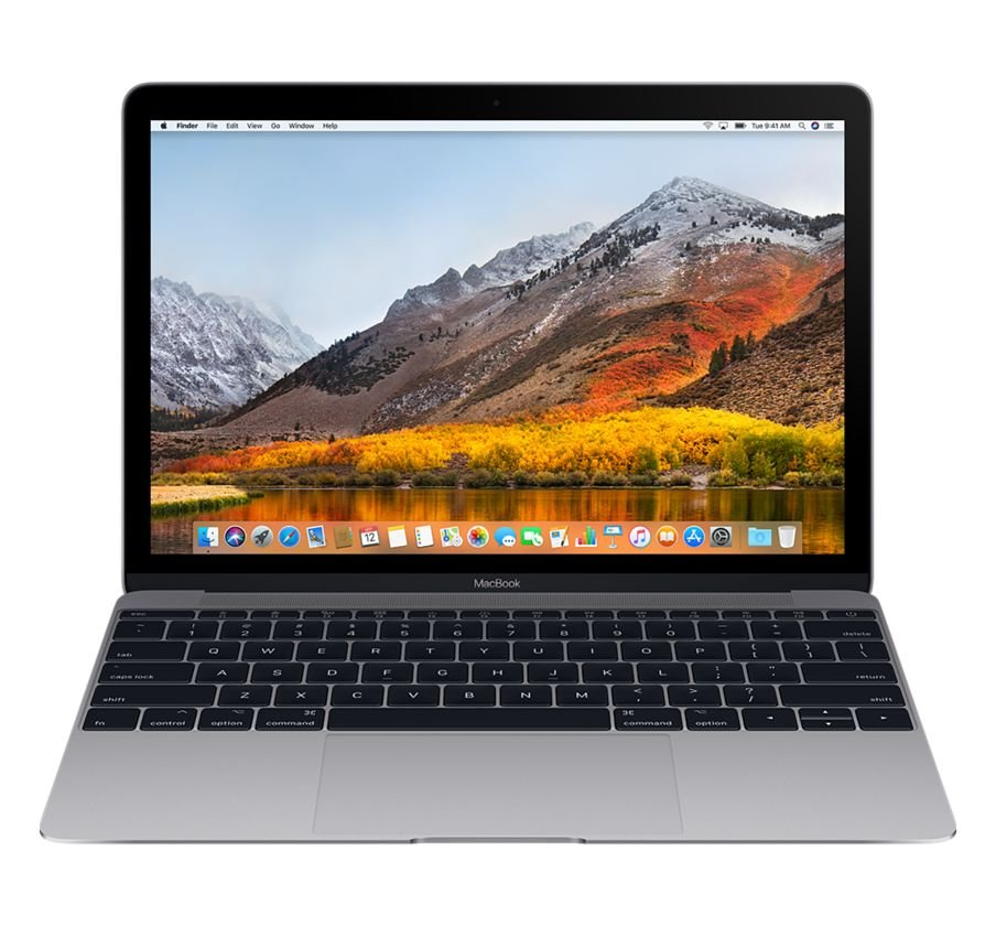 Apple MacBook 30,5cm(12'') 1,2GHz m3 256GB spacegrau MNYF2D/A