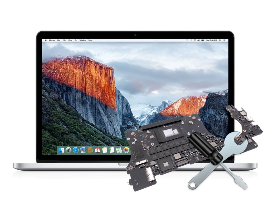 Chip Level Macbook Pro