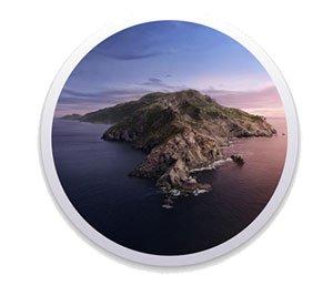 Dienstleistung Installation Mac OSX Catalina 10.15