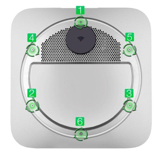 Mac mini Late 2014 7,1 EMC