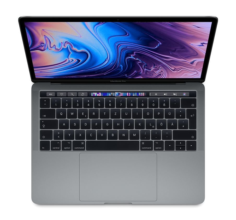Apple MacBook Pro 33cm(13'') 1,4GHz i5 TouchBar 256GB konfigurierbar