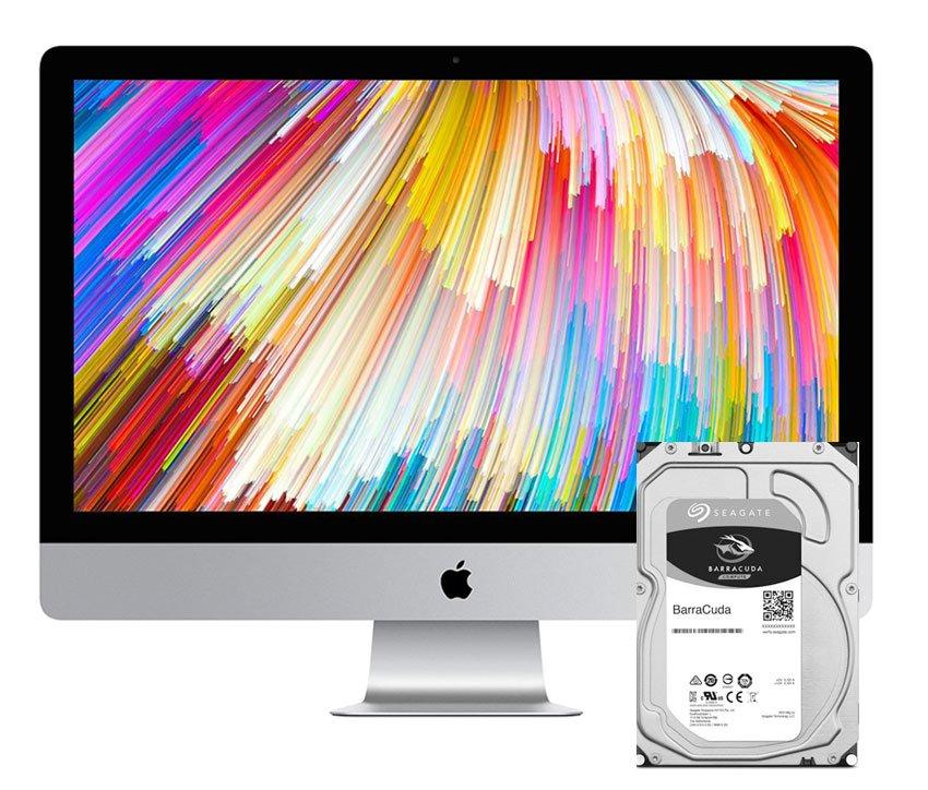 iMac 2017 HDD austauschen