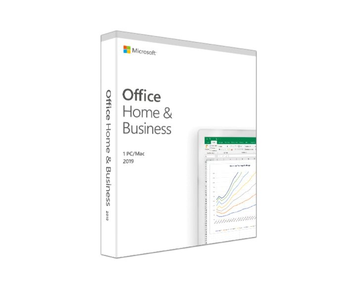 Microsoft Office 2019 Home&Business dt. PKC