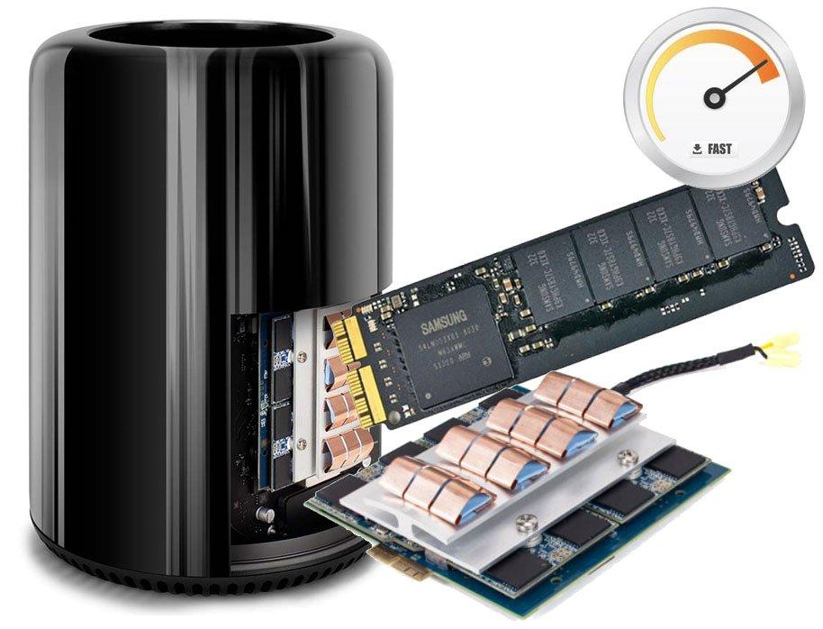 OWC SSD Upgrade ab Mac Pro Late 2013 6,1 A1481