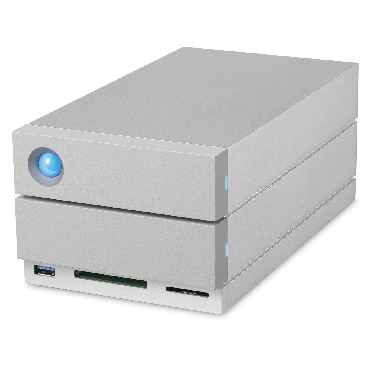 LaCie 2big Dock Thunderbolt 3 20 TB 2 x 10 TB STGB20000400