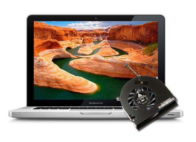 Macbook A1286 Lüfter