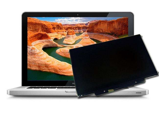 LCD Austausch Macbook A1286