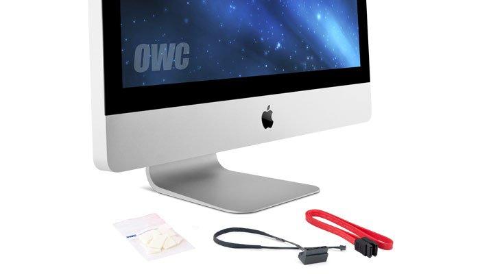 """OWC SSD Einbaukit für Apple 21.5"""" iMac 2011 Modell"""