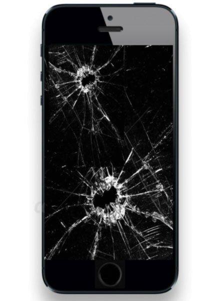 Iphone 5s Display kaputt