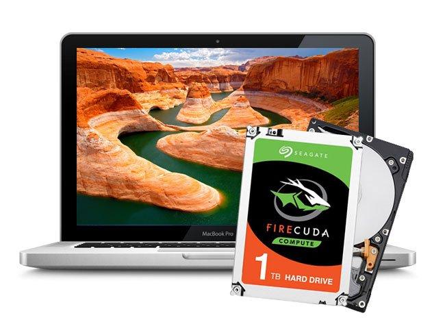 Macbook Pro Festplatte defekt
