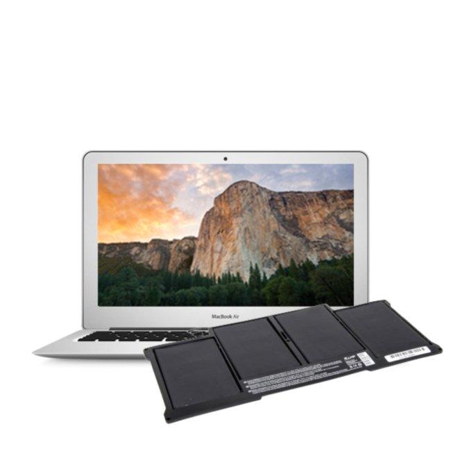 Reparatur / Austausch Batterie MacBook Air Mid 2011