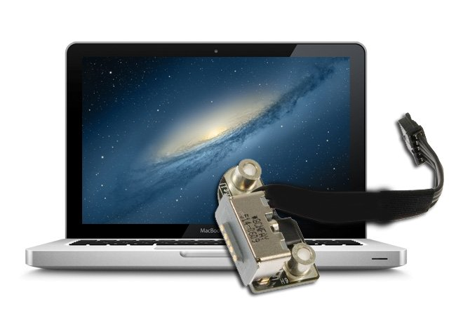 Reparatur Magsafe Board Macbook Pro 13 inch A1278