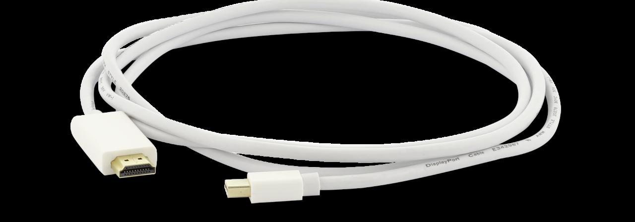 LMP Mini-DP zu HDMI Kabel, 2.0m