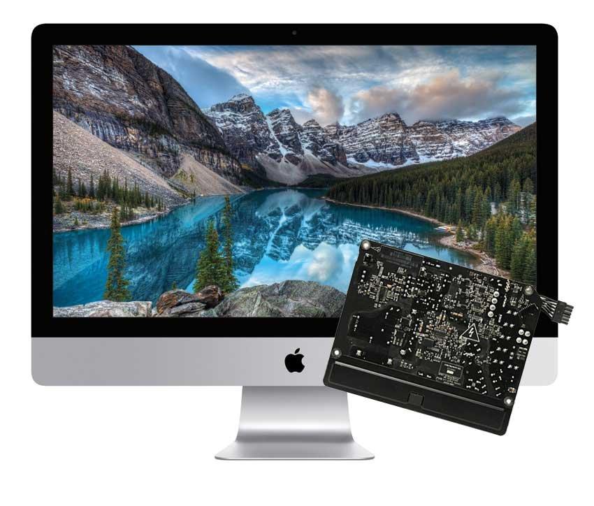 Reparatur Netzteil iMac 27 inch A1419 Late 2012 - Retina Late 2015