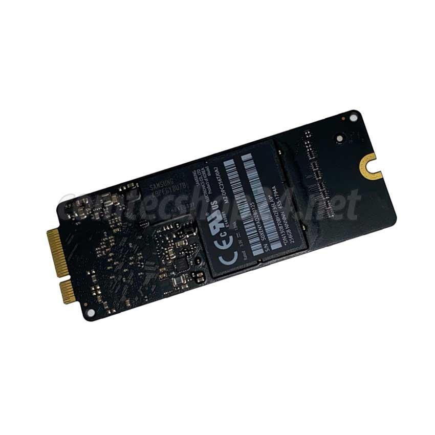256GB SSD - Apple MacBook Pro Retina A1425 und A1398 Mid 2012 - Early 2013 661-6486