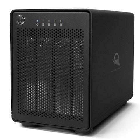 OWC ThunderBay 4; 4-Bay SoftRAID Lite Gehäuse TB2 OWCTB2IVKIT0GB