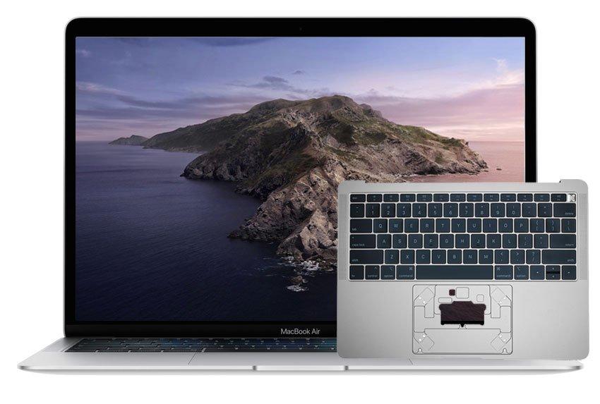 Macbook Air 2019 Tastatur austauschen